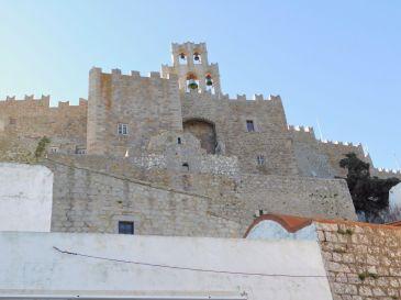 Chora monastery exterior 2
