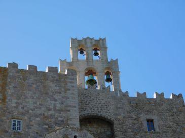 Chora monastery exterior 3
