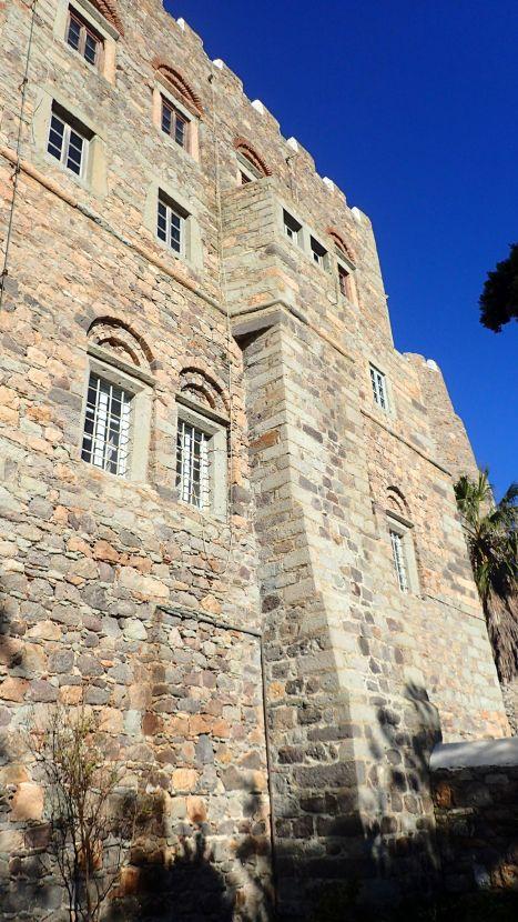 Chora monastery exterior 5