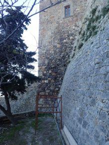 Chora monastery exterior 6
