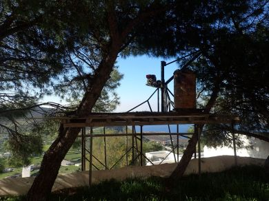 Chora monastery exterior 7