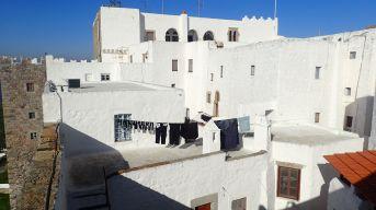 Chora monastery rooftop 1