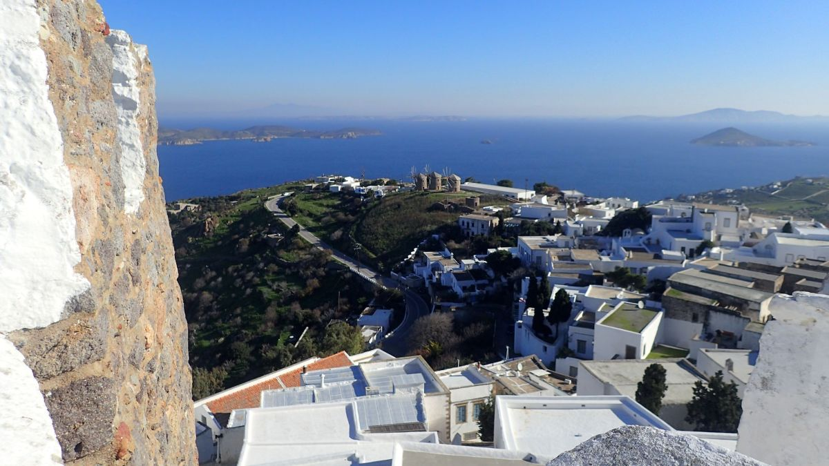 A Winter Weekend in Patmos (Part3)