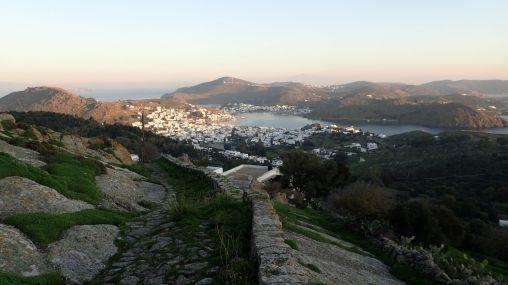 Kalderimi with view