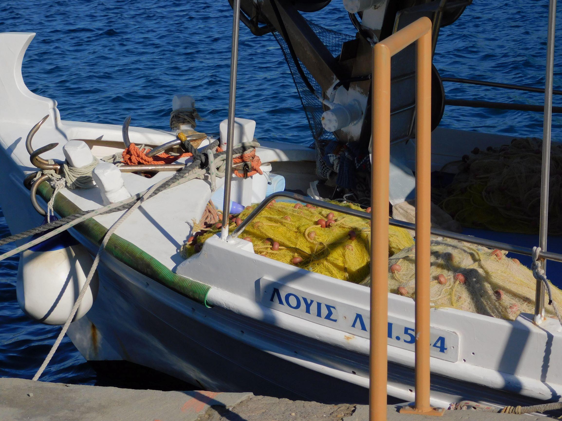 Louise boat