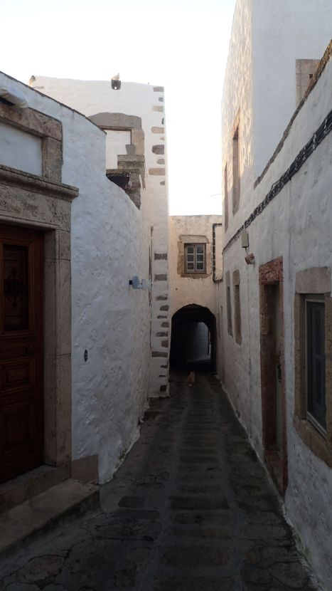 Chora tunnel 2