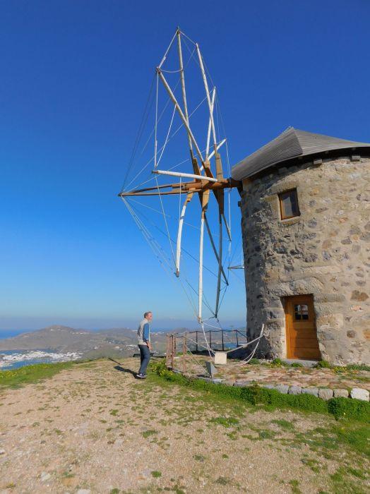 Chora windmill 1