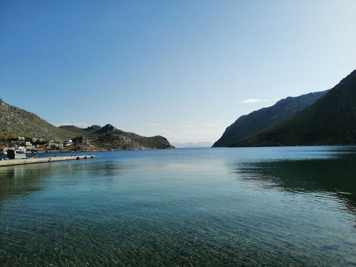 Symi Spring in the time of Covid-19 continued