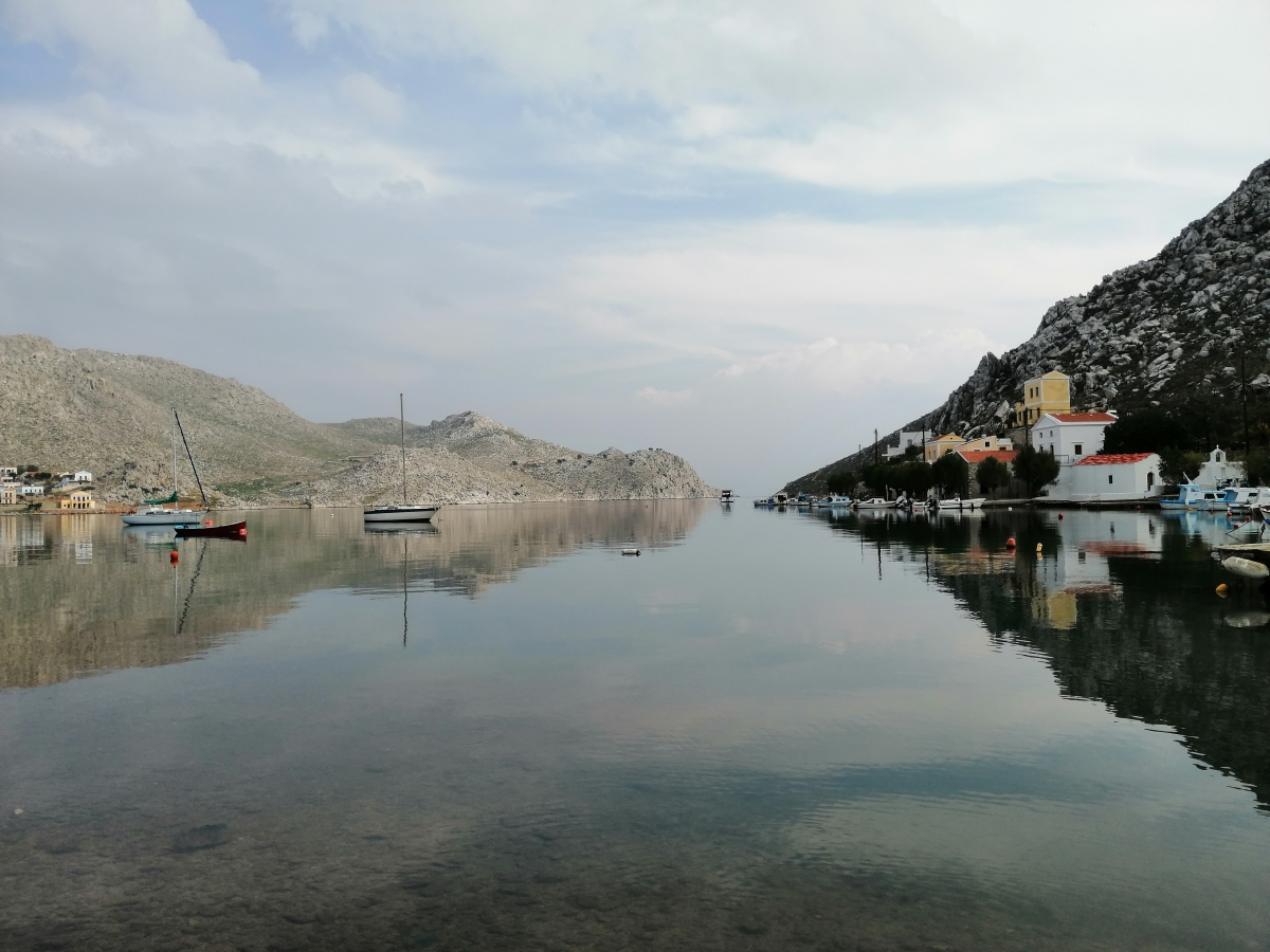The Symi Bubble